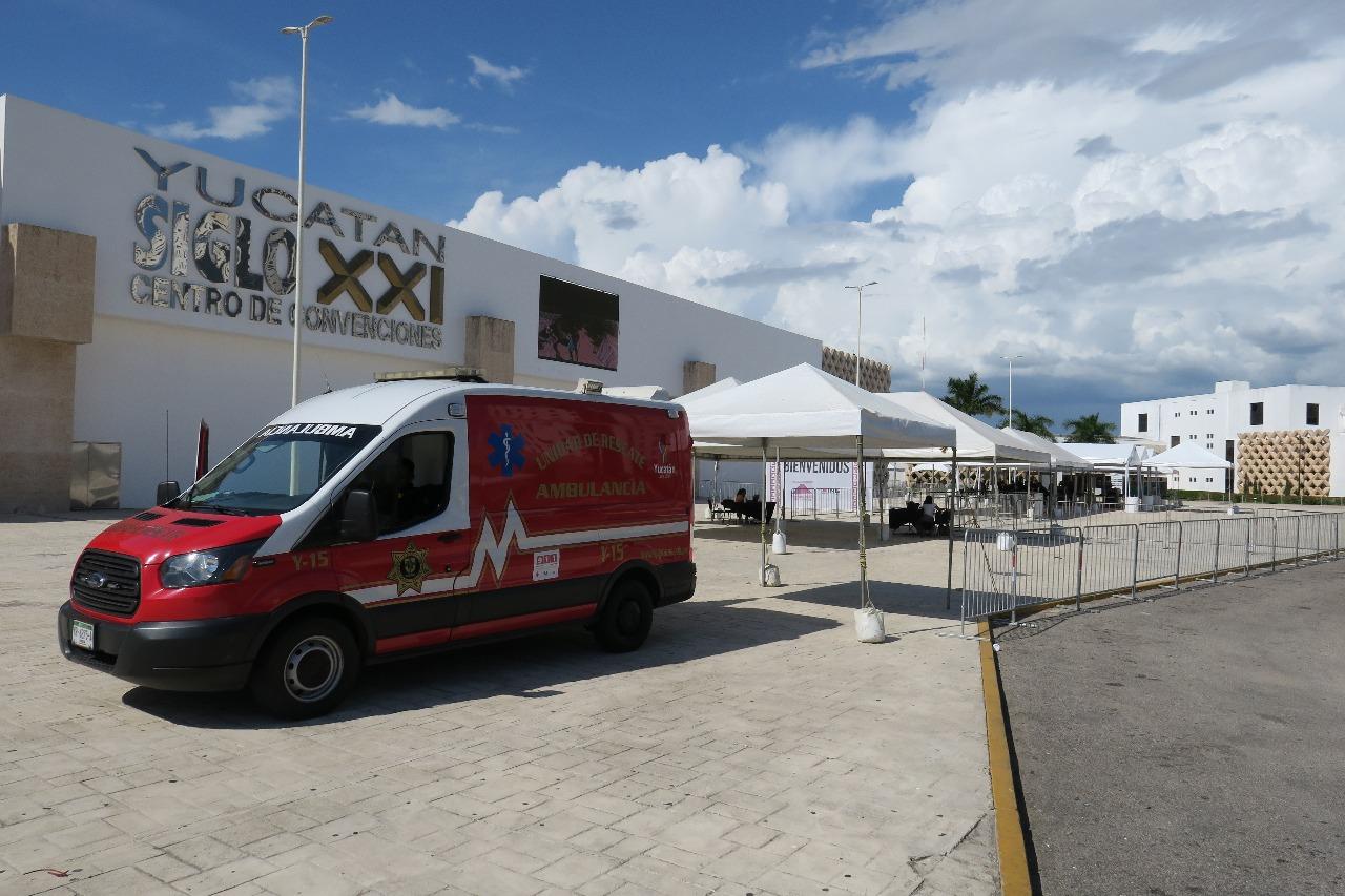 Alistan últimos detalles del Tercer Debate Presidencial en Mérida; oficializa INE calendario de actividades