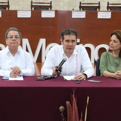 De diciembre a la fecha 20 candidatos y precandidatos han sido asesinados en México, reconoce Lorenzo Córdova