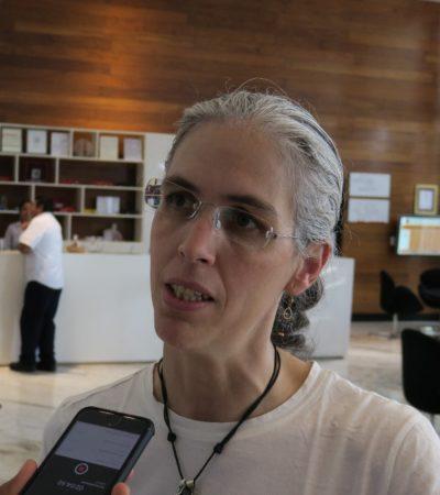 Inseguridad pública no ha impactado en organización de proceso electoral, sin embargo hecho violentos son condenables, dice Pamela San Martín, Consejera del INE