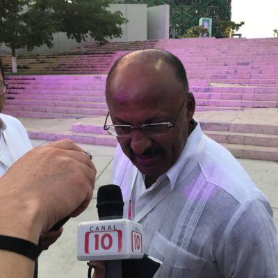 Desde Mérida, René Juárez, líder nacional del PRI, lamenta asesinato de candidata a regidora de Isla Mujeres