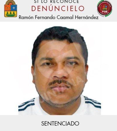 EL MAYOR CASTIGO POR FEMINICIDIO EN OPB: Sentencian a 43 años a ex policía que mató a su ex pareja en Chetumal