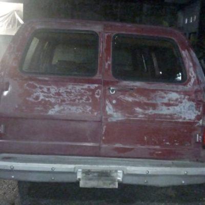 Aseguran vehículos implicados en el intento de robo de cajeros automáticos en el hotel Iberostar Playa Paraíso