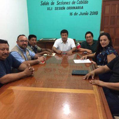 Instalan Comité Contra Huracanes en José María Morelos