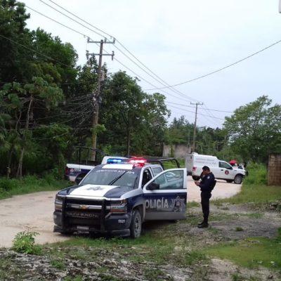 DOMINGO VIOLENTO EN LA COLONIA TRES REYES: Tres ejecutados en poco más de tres horas en Cancún