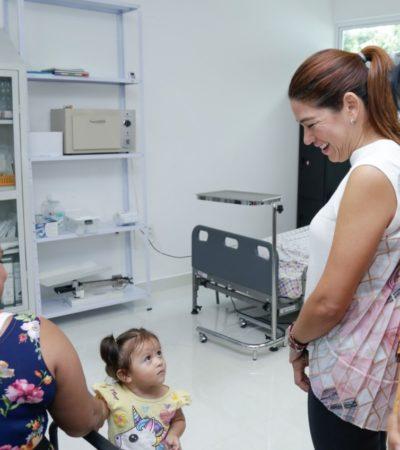 Garantizan atención en unidades médicas municipales durante temporada de huracanes