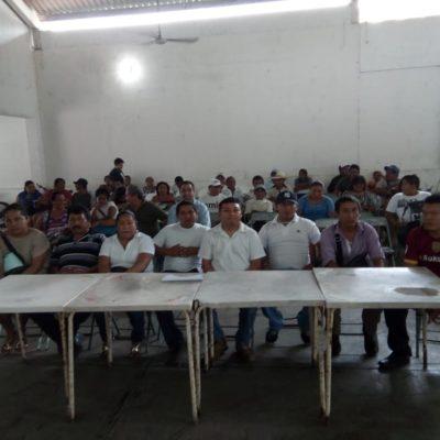 Fundadores de Morena en Felipe Carrillo Puerto le retiran su apoyo a la candidata Mary Hernández