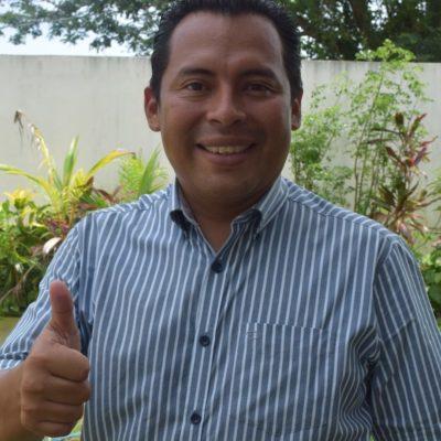 Destaca Walter Puc 'propuestas reales' en el debate de Martín de la Cruz para Solidaridad