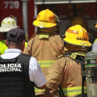Conato de incendio en la Quinta Avenida fue por sobrecalentamiento de aire acondicionado; no hubo heridos
