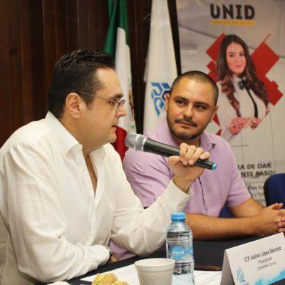 Se compromete Janix con empresarios a combatir la corrupción