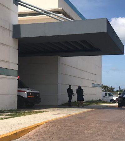 Ingresa a hospital taxista apuñalado durante un supuesto asalto en Cancún
