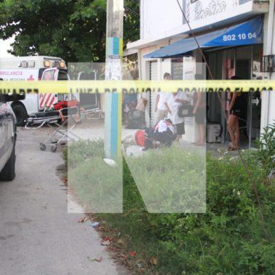 SEGUIMIENTO | Recuperan vehículo utilizado por el asesino de un hombre en la Región 97 de Cancún