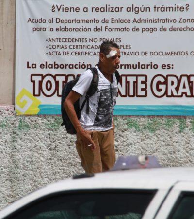 Liberan a sexagenario detenido tras supuesto robo a tienda de buceo; afloran contradicciones y se cae la versión del presunto ataque