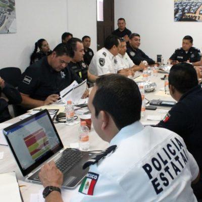 Elementos policíacos custodiarán el traslado de material electoral y casillas especiales en todo el estado