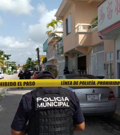 BALEAN A UNA MUJER EN PLAYA: Atacan a la encargada de una tienda de abarrotes en la colonia 28 de Julio