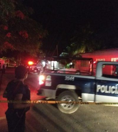 ASESINATO EN LA 'BATICUEVA' DE CARRILLO PUERTO: Matan a balazos en un antro a un ex policía y reportero de la Zona Maya de QR