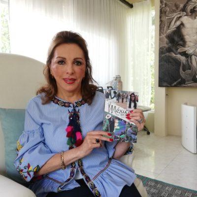 Cristina Alcayaga quiere que en Quintana Roo prevalezca más el bienestar que la confrontación