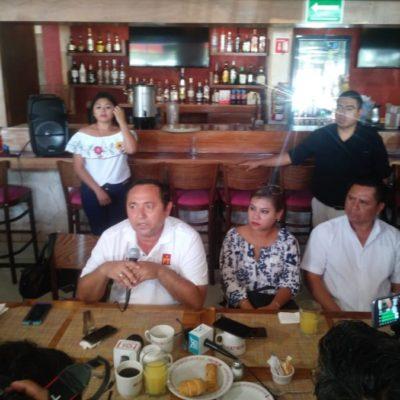 ¿Amenazas? Las han tenido y, con imagen de AMLO y sin ella: Josué Nivardo Mena Villanueva asegura que ganará en Lázaro Cárdenas