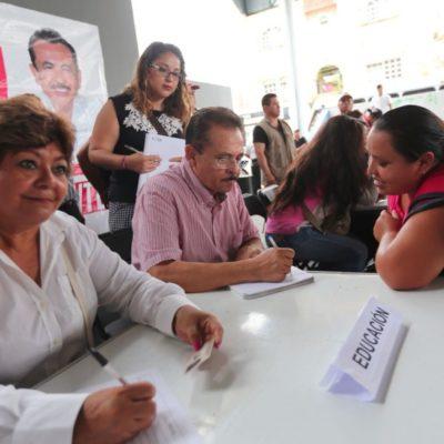 Martín de la Cruz se reúne con ciudadanos y ofrece un gobierno con justicia social en Solidaridad