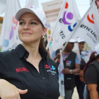 NO LO DEJAN MORIR SOLO: Niurka Sáliva quiere que 'Chanito' Toledo le coordine su campaña