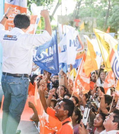 El Ayuntamiento de Tulum debe dejar de ser un negocio de familia, insiste Víctor Mas