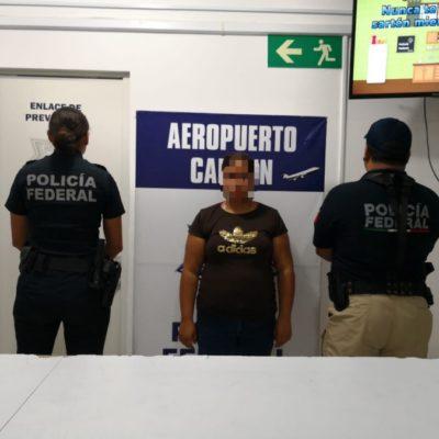Detienen en Cancún a pareja de cubanos requeridos en Texas por fraude bancario