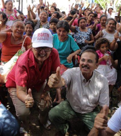 Martín de la Cruz Gómez comparte su regla de gobierno: Escuchar, atender y resolver