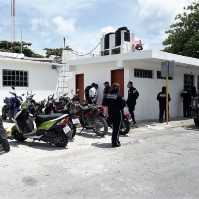Los policías de Cozumel están inconformes con medidas para fortalecer seguridad, asegura regidor