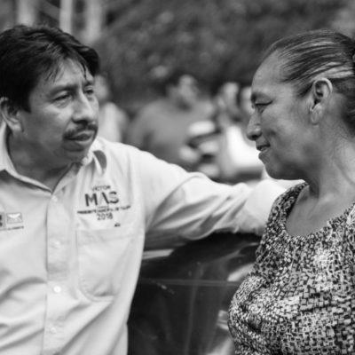 Víctor Mas pondrá fin al 'sangrado y saqueo' de los recursos de Tulum, asegura
