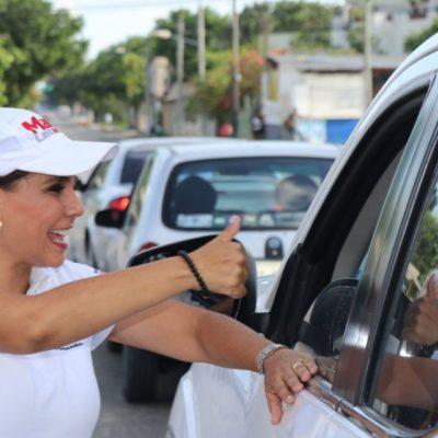 Mara Lezama refrenda su compromiso de replantear políticas de desarrollo urbano en pro del medio ambiente