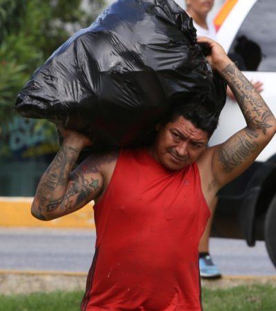 El Centro de Acopio de Ayuda para Guatemala operará durante una semana en Cancún