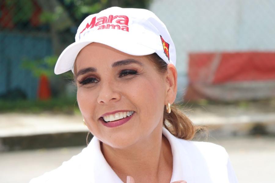 Mara Lezama promoverá más becas en escuelas privadas para estudiantes con buen aprovechamiento escolar