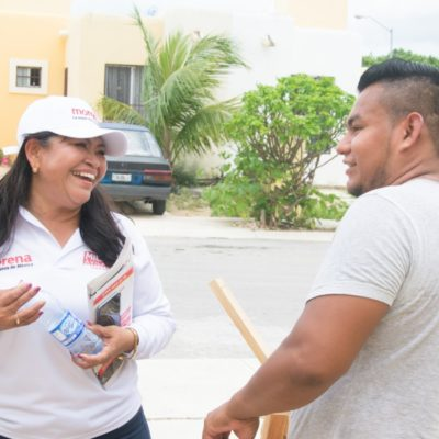 Mildred Ávila acrecentará la certeza jurídica y los derechos humanos del inmigrante
