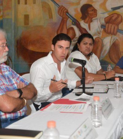 PARQUE CANCÚN: Revisan planes y avances del proyecto en el Ayuntamiento de BJ