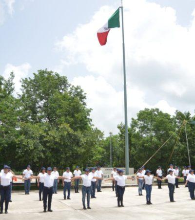 Se acrecienta la profesionalización policial de Cancún con 60 elementos, elegidos entre 148 aspirantes, que recibirán nuevo adiestramiento
