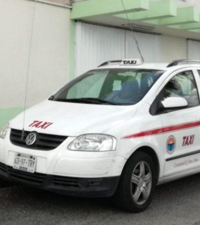 Taxista de Cozumel será expulsado del sindicato por ingresar ebrio a una casa