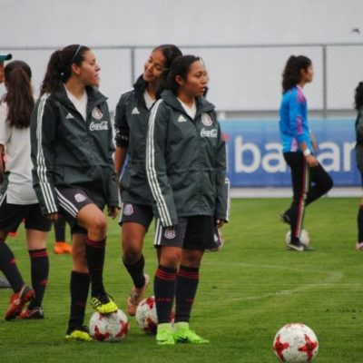 La delantera chetumaleña Viridiana Salazar se sumará al Tri femenil para jugar en China y Francia