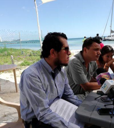 Organizaciones y líderes juveniles piden al Gobernador liberar acceso a la playa en las Villas del CREA