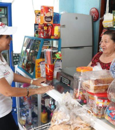 Mara Lezama se propone mejorar la movilidad de Cancún