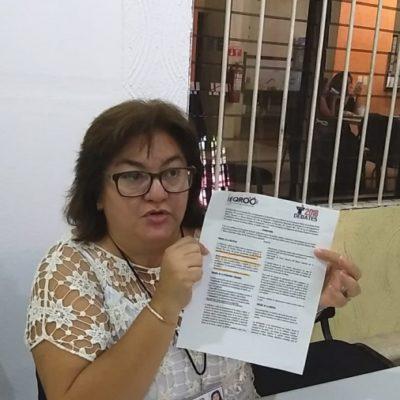Cancelan debate entre candidatos por alcaldía de Felipe Carrillo Puerto por informalidad de cuatro de ellos