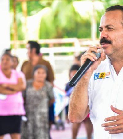 La seguridad es el principal reclamo ciudadano, dice Julián Ricalde