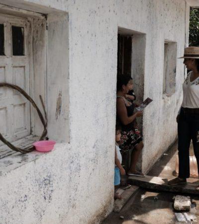 Tulum y su gente, reconoce Marybel Villegas, necesitan nuestro apoyoy atención