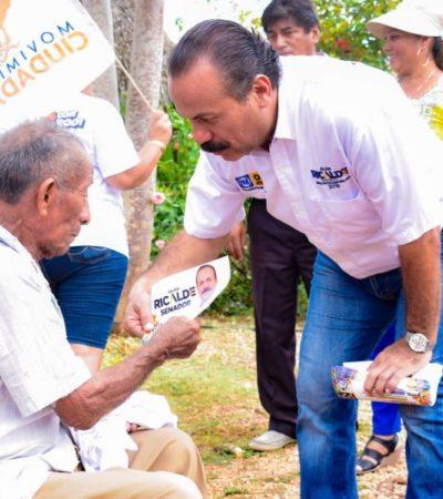 Julián Ricalde gestionará recursos para el Museo de la Historia de Cancún