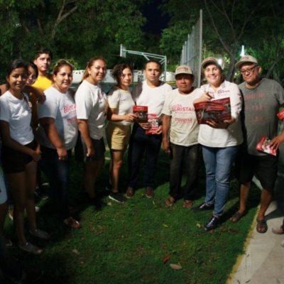 MARTES 19 DE JUNIO, 8 PM: Laura Beristaín invita a ciudadanos a ver debate de candidatos a la alcaldía solidarense