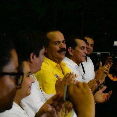 Julián Ricalde pide no votar por la 'mafia del poder' que hay en Morena