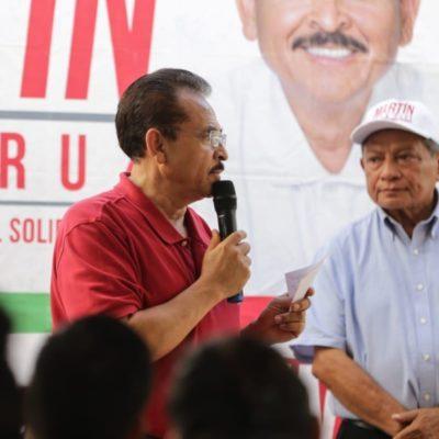 Solidaridad debe ser un referente internacional en el cuidado del Medio Ambiente, dice Martín de la Cruz
