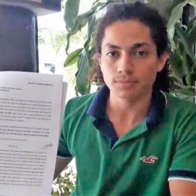 Colaborador de Martín de la Cruz denuncia haber sido encañonado y amenazado por desconocidos