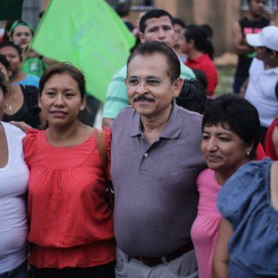 Martín de la Cruz Gómez tiene listo programa para brindar salud integral a las familias solidarenses