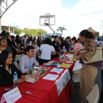 Gobierno de Remberto Estrada Barba genera oportunidades de empleo