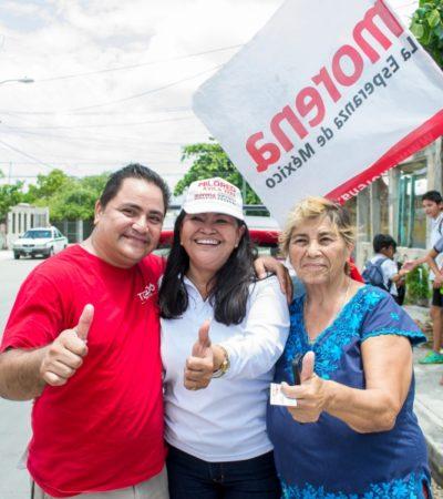 Mildred Ávila impulsará políticas públicas más efectivas en materia de gestión social, dice