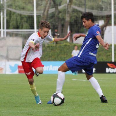 Pioneros de Cancún es el nuevo sub campeón de la Liga Nacional Sub15